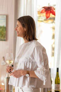 Weinprinzessin Karin I., Karin Eckert, Freude, Lachen, Ich liebe Wein, Spaß, Schönheit, Jung und Dynamisch, Wein-Majestät.